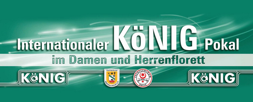 27. Internationaler König-Pokal im Florettfechten