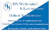 HN Werbemittel & Lasergravuren
