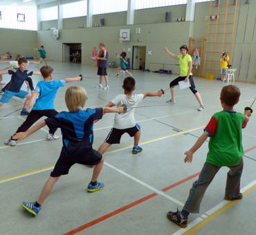 Turnierreifeprüfung und Landesjugendspiele