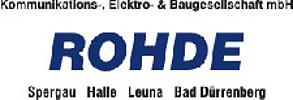 ROHDE Kommunikations-, Elektro- & Baugesellschaft GmbH